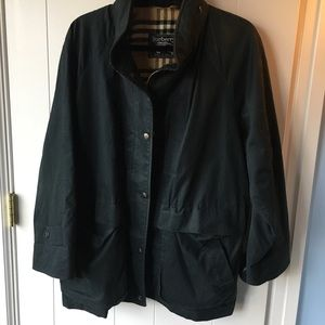 Vintage BURBERRY Canvas Jacket!